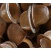 供应铜网过滤片 不锈钢过滤网筒 过滤筒 包边网片 包边过滤片
