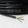 供应UL2464#22AWG号多芯电源线2-10芯PVC护套多芯电源线特卖