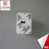 供应 杭州卓夫 ZFJ-0209 手机防盗功能 钢丝绳展示托
