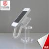 供应 杭州卓夫 F206 防盗功能 亚克力立式透明款手机展示架