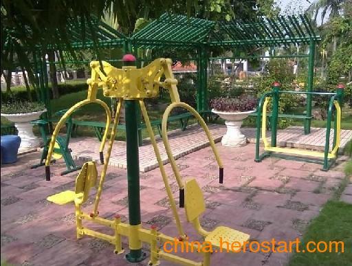 供应户外健身器材配件_室外健身器材价钱_小区健身器材厂家