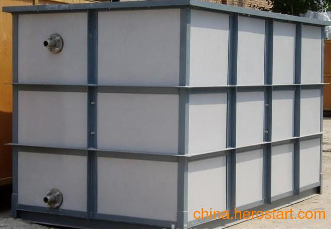 供应重庆玻璃钢水箱