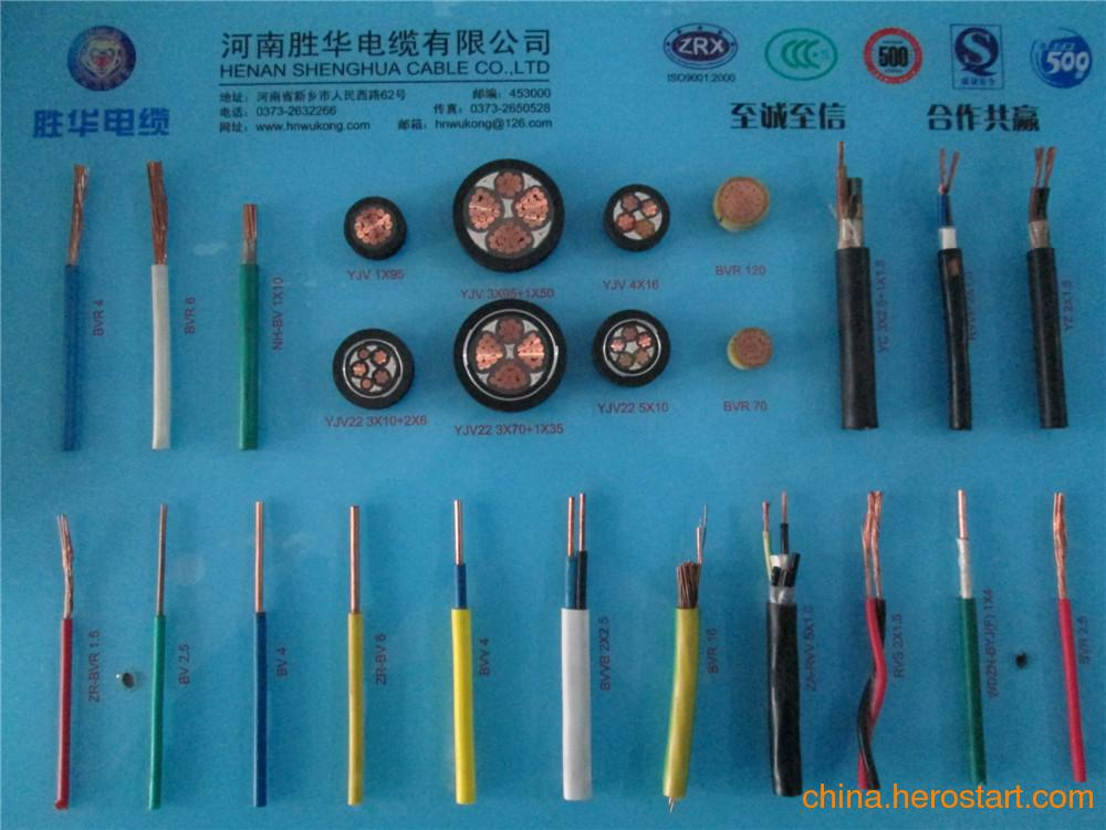 供应电线电缆销售