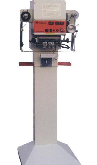 GH-608立式电动鞋盒打码机(字片式)