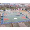供应潍坊硅PU生产厂家-硅PU篮球场-硅PU网球场