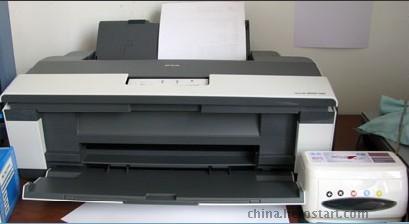 爱普生ME1100连续供墨