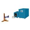 供应电机转子热配合中频加热机
