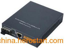 供应原装netlink光电转换器批发,HTB-1110S-20千兆单模收发机,呼伦贝尔