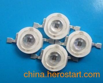 供应1W大功率红外线发射管LED灯珠