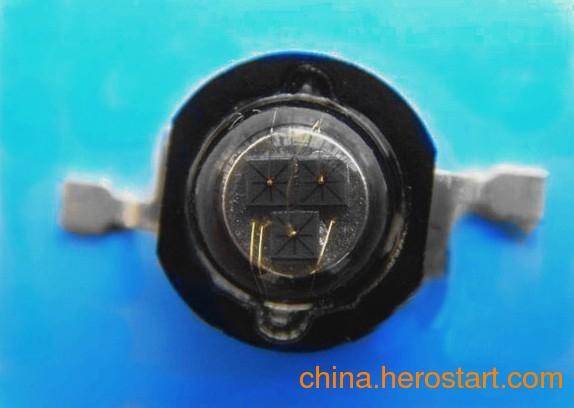 供应监控LED3W大功率红外线发射管灯珠