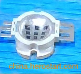 供应10W集成大功率红外线发射管 LED850红外线发射管