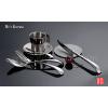 供应R111Korca高级锻造系列,高度工艺精不锈钢刀叉勺,酒店西餐具
