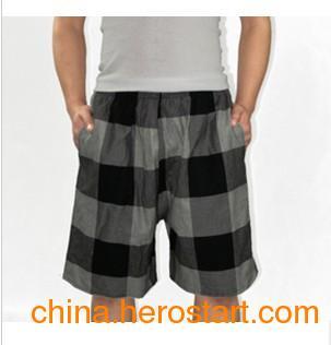 供应2013夏季男士沙滩裤低价批发男生休闲沙滩裤批发新款男士沙滩裤批发