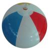 供应厂家生产pvc充气沙滩球 儿童玩具球 12英寸沙滩球 沙滩波