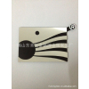 供应厂家直销铝铭牌 铝标牌 铝铭板 PVC面板 UP标牌