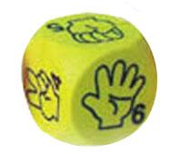 供应玩具骰子球3DF1N2