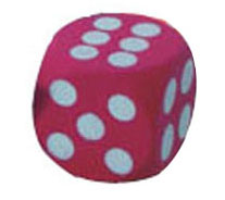供应玩具骰子球3DF1N