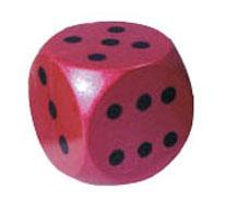 供应玩具骰子球3DM1N