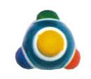 供应宠物玩具球3CM1N3F