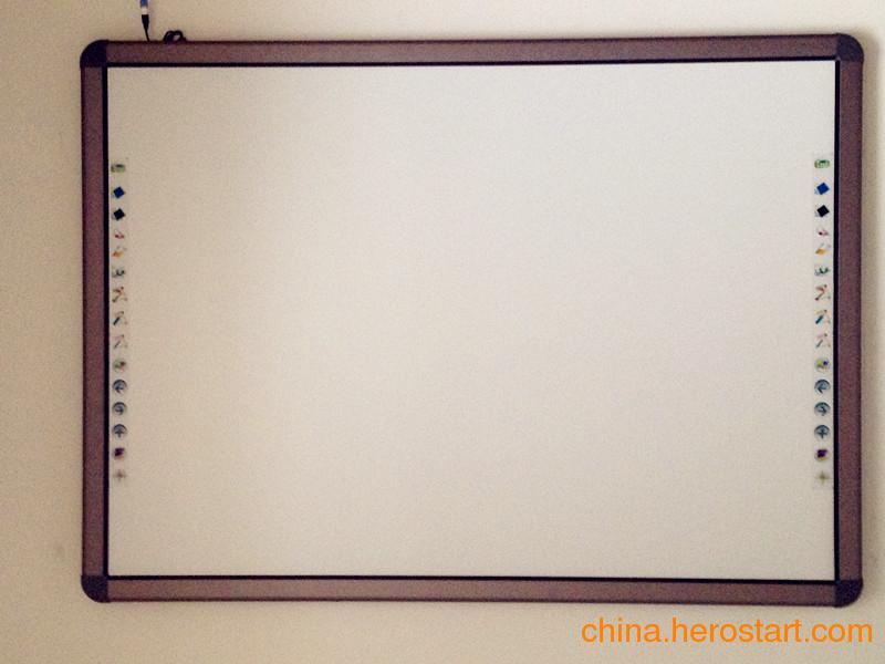 供应工厂直销83寸交互式电子白板