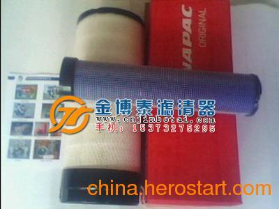 供应厂家提供394688/394689戴纳派克压路机空气滤芯