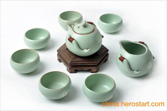 供应西安商务茶具批发,商务茶礼定制