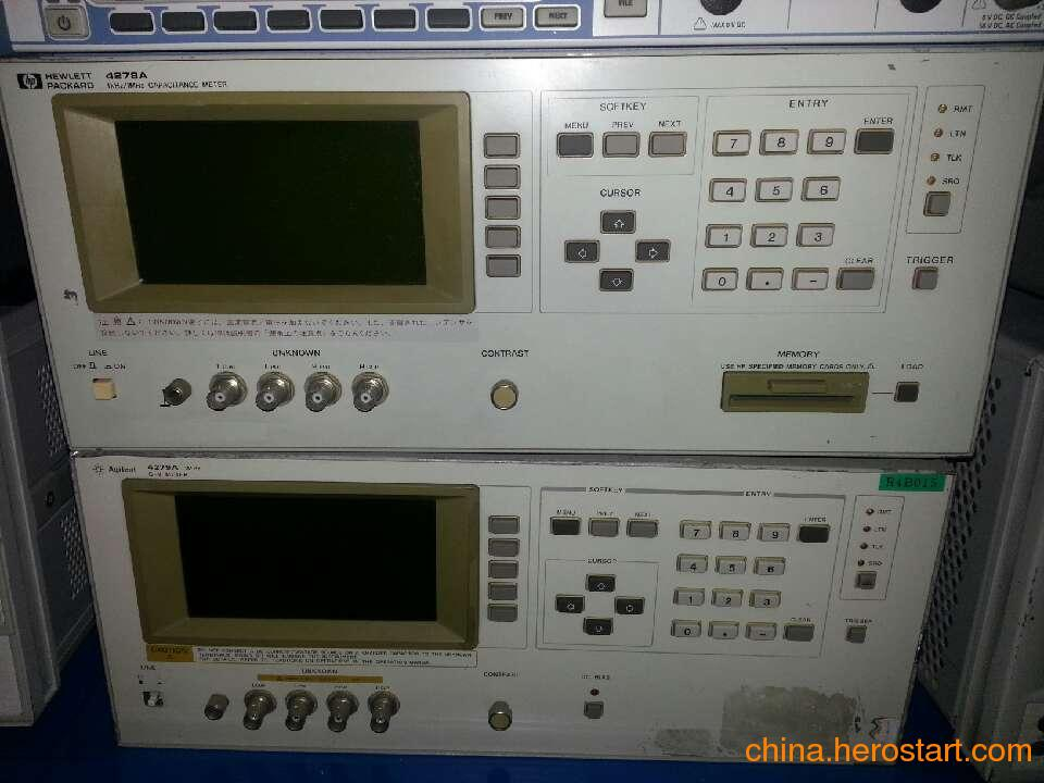 供应HP4278A.LCR测试仪.Agilent4279A 4278A