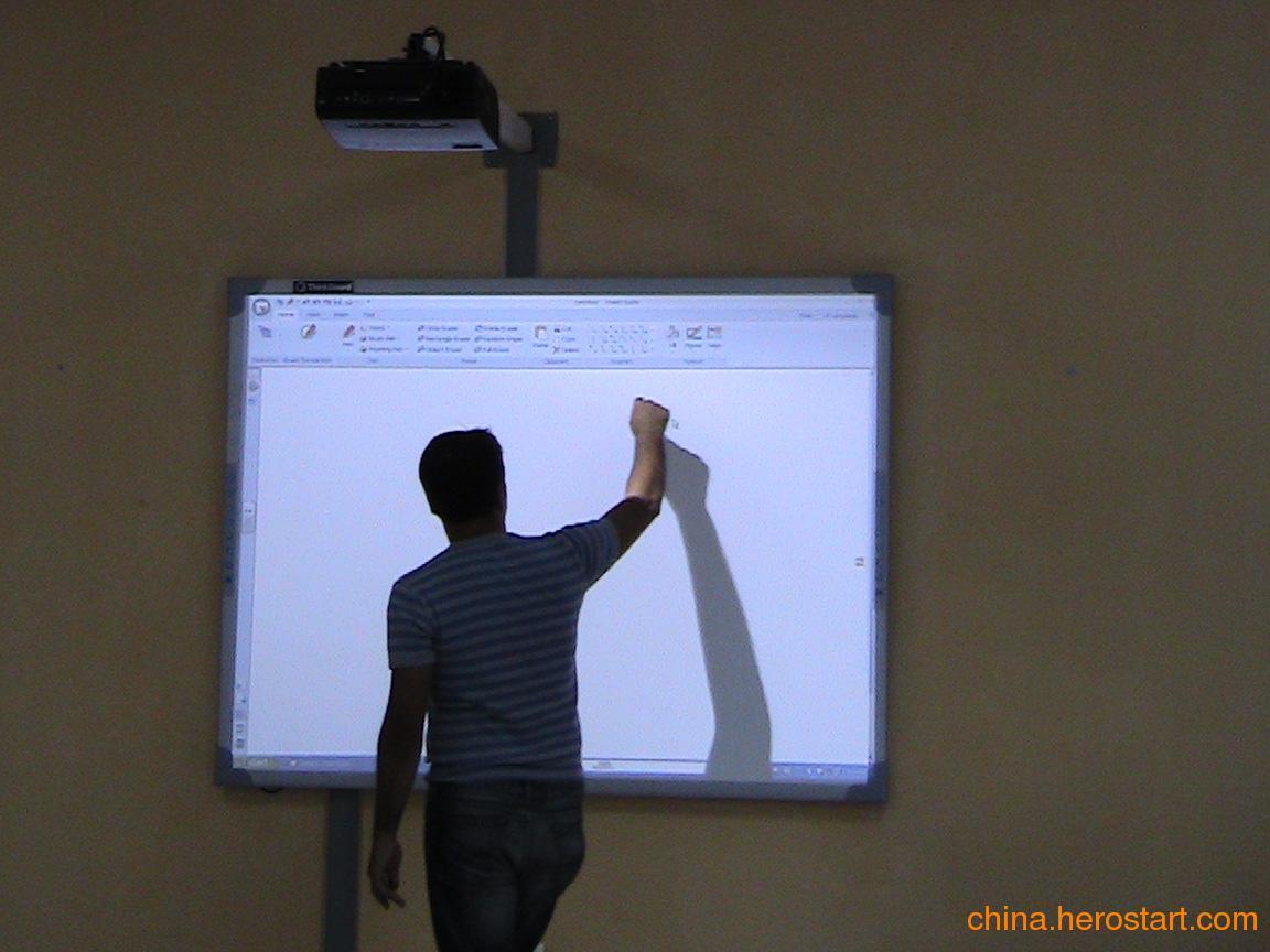 供应智能大屏幕100寸交互式电子白板工厂直销