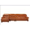 供应顺德2013年新款热销真皮休闲沙发  丽莎品牌头层热销真皮休息沙发