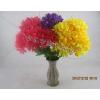 供应仿真菊花把花,装饰花束,清明墓地把花,仿真植物,仿真花,绢花