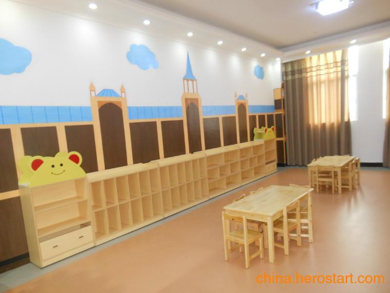 供应惠州幼儿园家私_儿童家具_塑料课桌椅_实木桌椅厂家