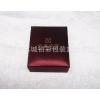 供应厂家批发条纹布中国珠宝吊坠盒