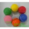 供应玩具厂家直销PU棒球发泡球 玩具棒球 棒球发泡