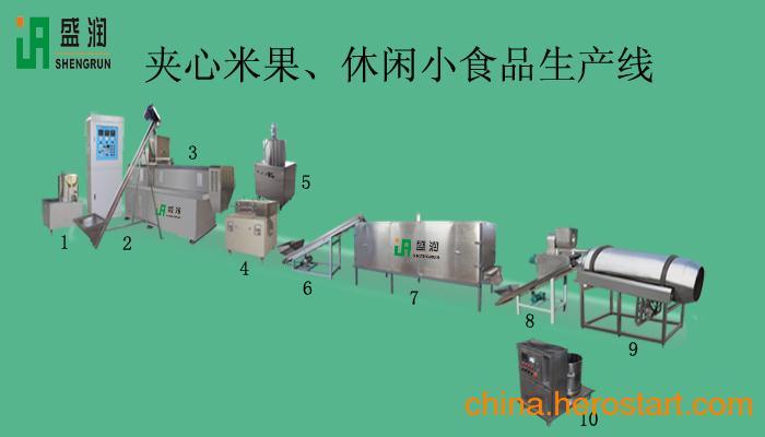 供应夹心米果生产设备