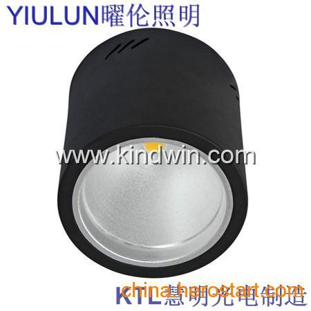 大量供应 LED明装筒灯