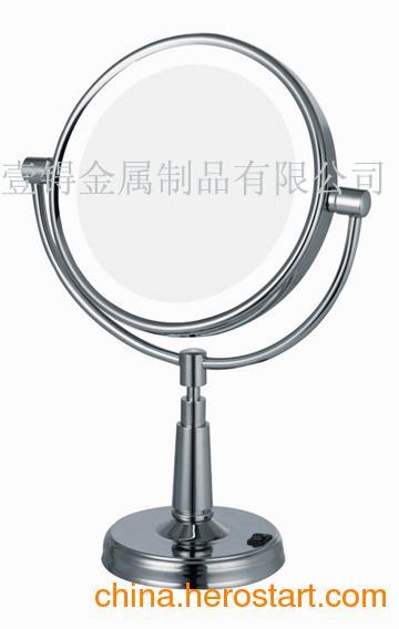 供应台式双面灯镜、台式美容放大镜、浴室LED灯镜、LED化妆镜