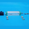 供应KTC拉杆直线位移传感器 电子尺 碳膜尺 电阻尺