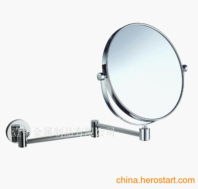 供应浴室镜、化妆镜、高档化妆镜、全铜浴室镜、超薄剃须放大镜、浴室剃须镜、