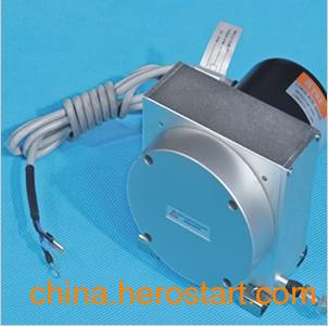 供应水泥包装机械位移变送器 拉绳位移传感器生产厂家 规格可定做