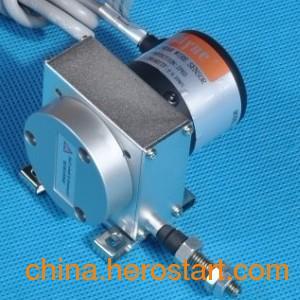 供应液压机械拉绳位移传感器 包装机械拉绳传感器 拉绳式电位器