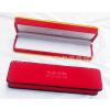 供应最便宜的大红绒布项链盒