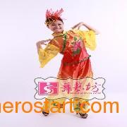福州秧歌服 汉族舞蹈服 演出服出租定制feflaewafe