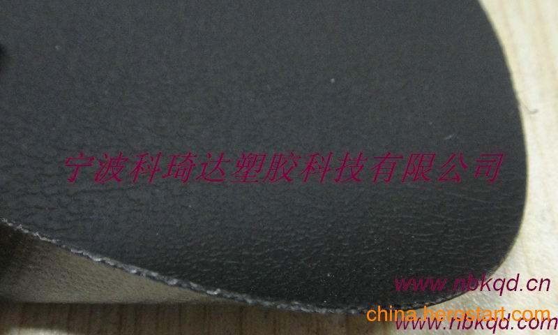 供应皮革纹防老化PVC高强度夹网布汽车内饰面料 KQD-A1-085
