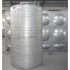 供应安徽圆形不锈钢保温水箱灵璧保温水箱宿州不锈钢保温水箱