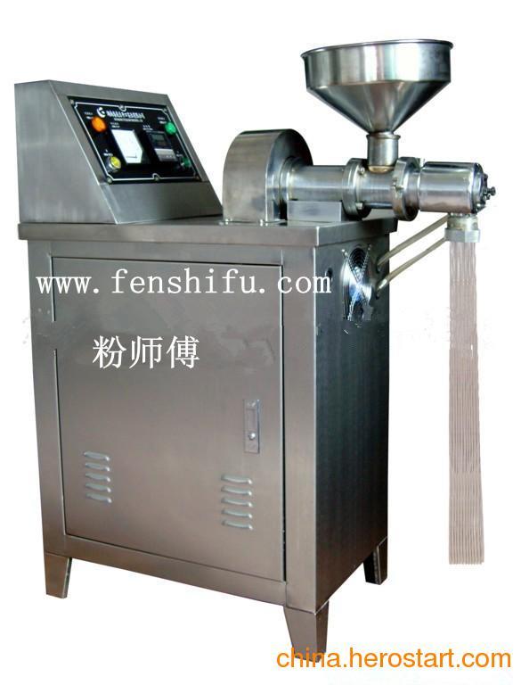供应粉师傅6MFD25Y型一步成型米粉机