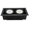 供应新款LED鳍片双头豆胆灯 河北家居卖场专用LED照明