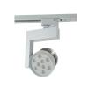 供应河北LED服装照明专用鳍片LED27W分体透镜轨道导轨灯