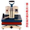 供应合肥高压烫画机 T恤印图机 衣服DIY机器 T恤上印公司logo机器