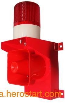 供应TBJ-100矿用声光报警器TBJ-100