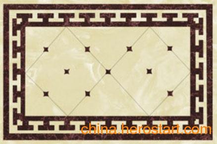 供应石材-拼花YW017